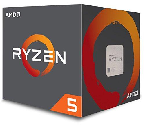 AMD Ryzen 5 1600 Processore 6 Core e 12 Thread 3.2GHz