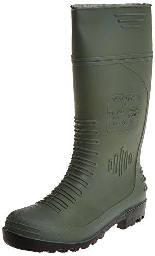 Panter M79425 - Bota de Agua Alta con Puntera y Plantilla 43 Verde
