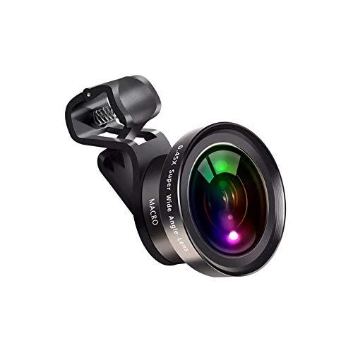 WZPG Kit de Lentes de cámara de teléfono Inteligente, Lent