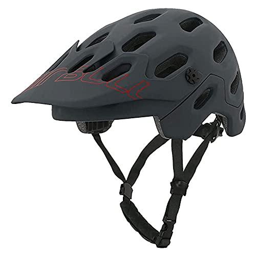 MISS YOU Casco de Bicicleta para la Bicicleta Adulta Cascos de Ciclismo...