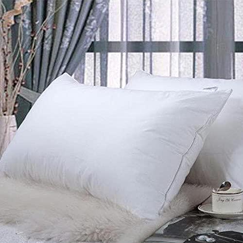 Almohada, Almohada de Diseño Ergonómico, Adecuada para Todos los Durmientes -Algodón 1000g
