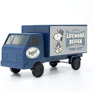 Workson ワークソン ピーナッツ ツールトラック (ドライバー 工具セット) DIY ツールセット L.W.D WSP TOOL TRUCK [4582515710026]