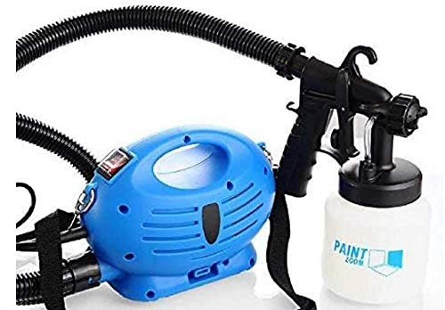 PAiNT zoom 電動塗装 ムラなし綺麗! コンプレッサー要らずの家庭用電動塗装機 電動スプレーガン 温風低圧塗装機 ペンキ 塗装