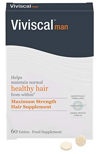 Viviscal Capsulas Nutritivas con vitaminas para el cabello - 60 Unidades 50 g