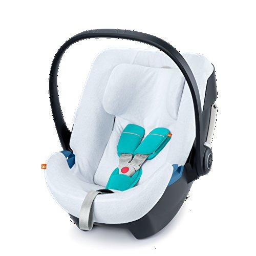 gb Sommerbezug, Für Babyschale Artio, Weiß