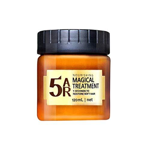 Momola Conditionneur botanique naturel 120 ML - Apprivoise les cheveux crépus et ternes et les restaure - Favorise la croissance et la brillance des cheveux - Convient à tous les types de cheveux