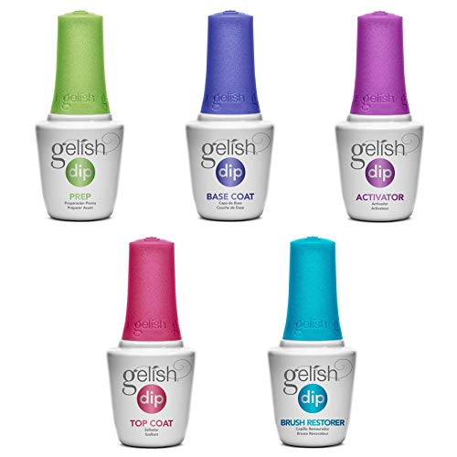 Gelish Dip Basix Kit