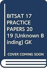 BITSAT 17 PRACTICE PAPERS 2019