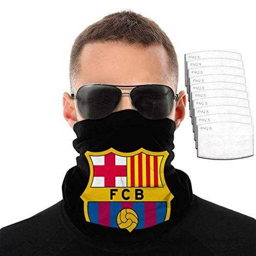 Bufanda con Filtros Hombre y Mujer FC Barcelona