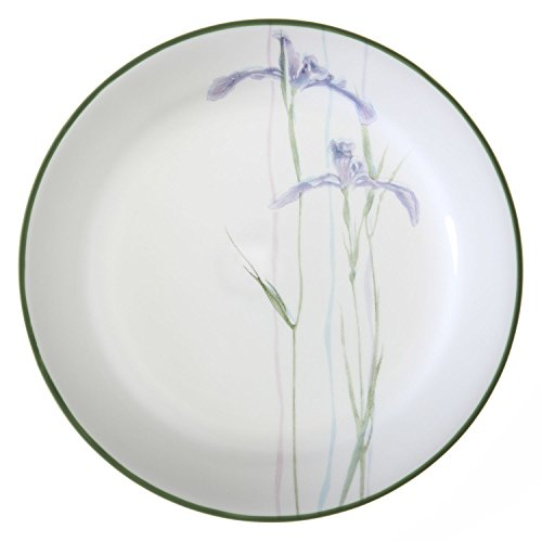 "Corelle Impressions Shadow Iris 7-1/4"" Salad Plate (Set of 4)"