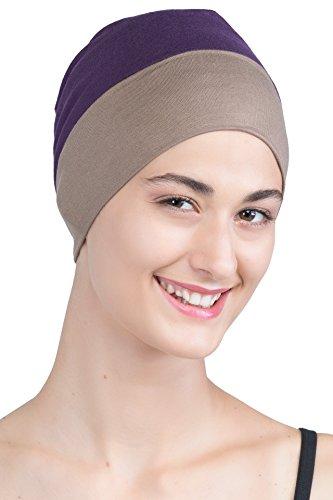 Deresina - Gorro de dormir unisex para quimioterapia, caída del pelo, alopecia, etc. ✅