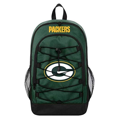 Forever Collectibles FOCO Green Bay Packers Bungee NFL Rucksack Grün
