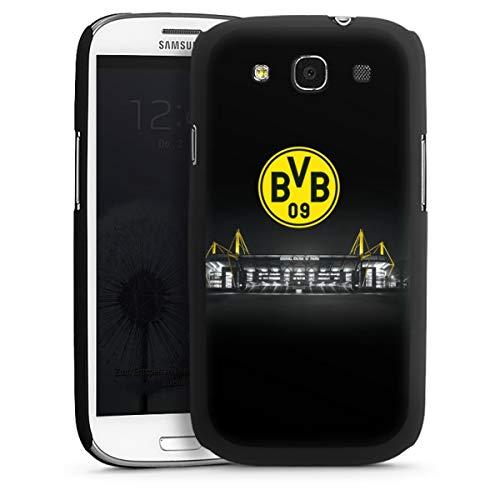 DeinDesign Hard Case kompatibel mit Samsung Galaxy S3 Neo Schutzhülle schwarz Smartphone Backcover BVB Stadion Borussia Dortmund