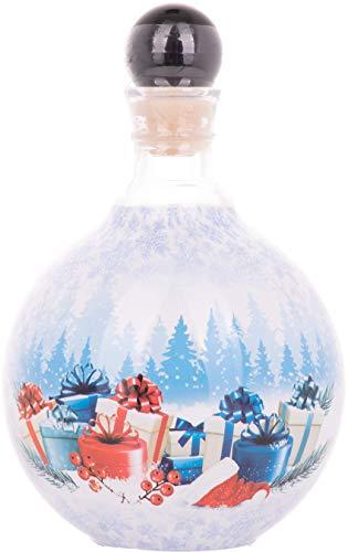 Chopin Vodka Christmas Bauble Blue Design Wodka (1 x 0.5 l)