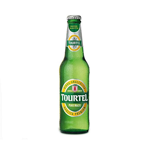 Birra TOURTEL Analcolica 0.330 lt. vetro a perdere - Scatole da 12 bottiglie