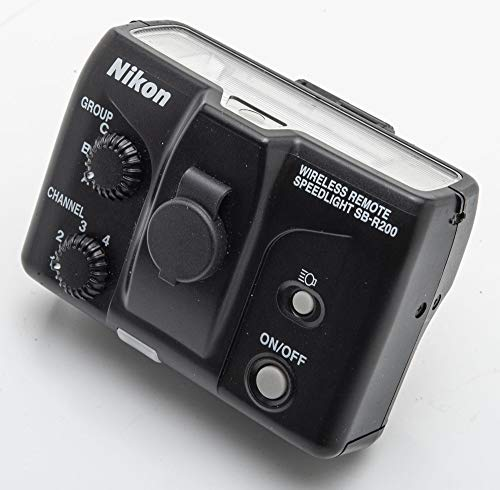Nikon FSA90601 Remote Speedlight SB-R200 for Close-up-Black