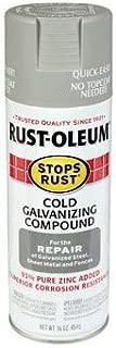 RUST-OLEUM COld Galvanizing Compound, 16oz.