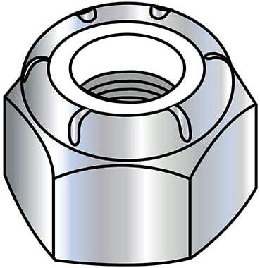 3 4-10 NE Nylon Insert Hex Lock Max 70% OFF Qty Pack 40% OFF Cheap Sale Zinc Nut BC-75NS 100