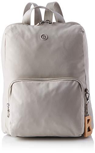 Bogner Damen Maxi Fashion Backpack/cit, lightgrey, 27/21x32x4