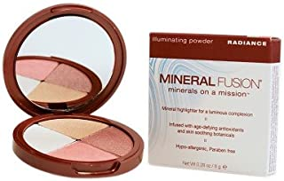 MINERAL FUSION Illuminating powder radiance by mineral fusion, 0.29 oz, 0.29 Ounce