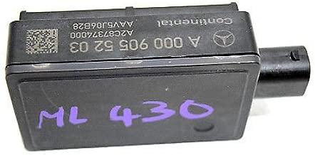 02 03 04 05 MERCEDES ML320 ML430 YAW TURN RATE SPEED SENSOR A0009055203