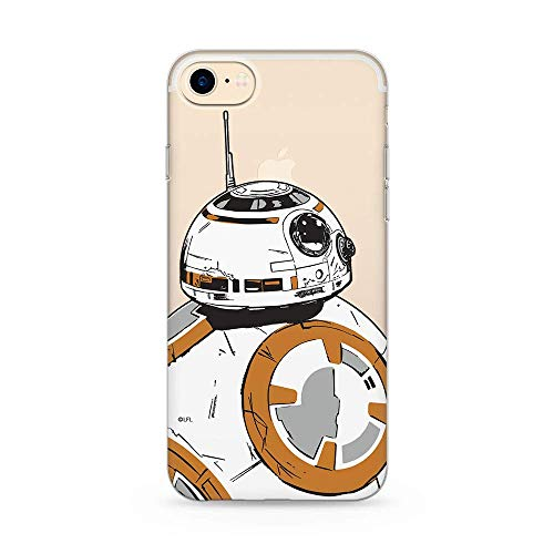 ERT GROUP Original Star Wars Handyhülle BB 8 009 iPhone 7/8 Phone Hülle Cover SWPC8BB2822 Multicolour