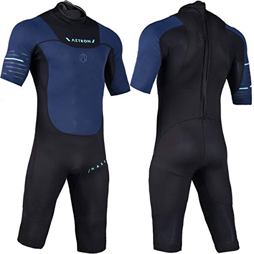 Aztron HABBLE Neopren Shorty Surfshorty Surfanzug Ultraflex Neoprene super Stretch Neoprenanzug