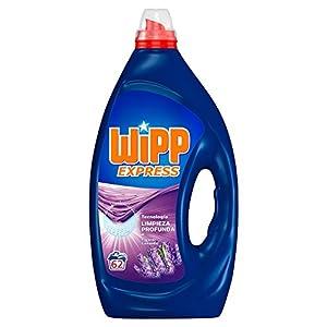 Wipp Express Detergente Líquido Lavanda 62D (3.1l)