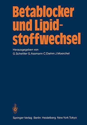 Betablocker und Lipidstoffwechsel