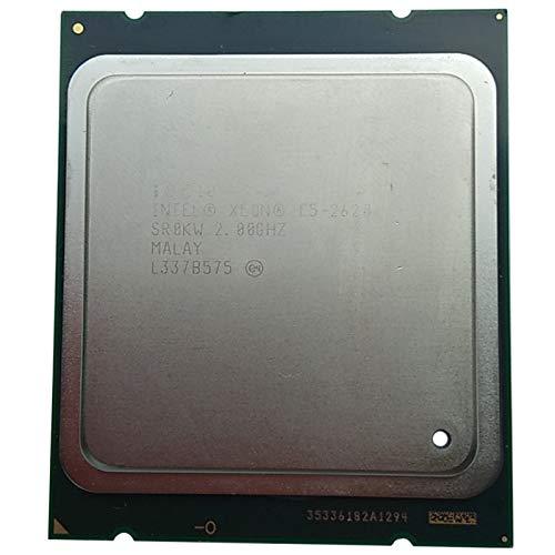 TOOGOO Procesador de CPU Intel Xeon E5-2620 E5 2620 2.0 GHz de Seis NúCleos y Doce Hilos 15M 95W LGA 2011