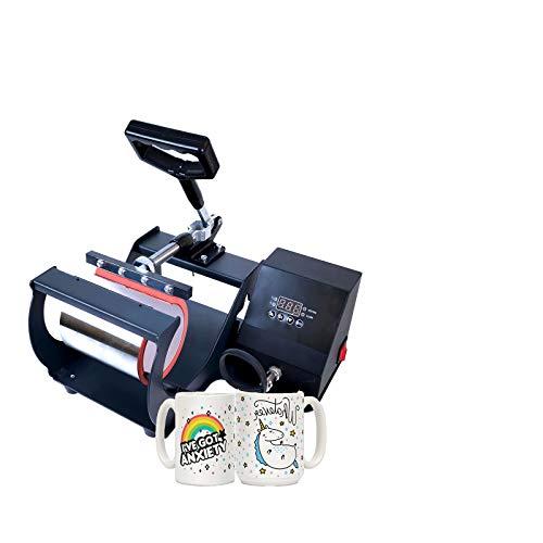 ColorSub Mug Heat Press Machine Transfer Sublimation Print Mug for