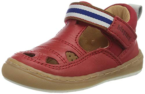 Bisgaard Unisex-Kinder Claes Geschlossene Sandalen, Rot (red 1903), 24 EU