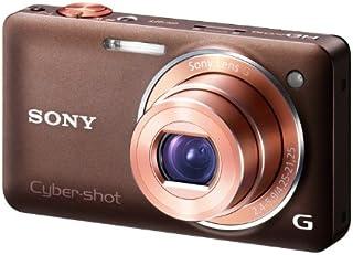 索尼 Sony 数码相机 Cybershot WX5( 1220500万像素 CMOS / 光学 X5) 褐色 DSC-WX5/ T