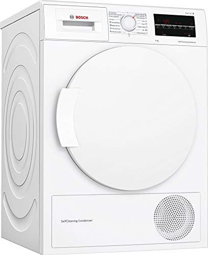 Bosch Serie 6 WTW87641ES - Secadora (Independiente, Carga frontal, Bomba de calor, Blanco, Giratorio, Tocar, Derecho)