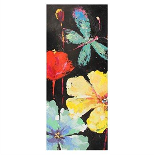 Mendola Art da 218opn115a Dipinto a Mano Florid a, 100x 40cm