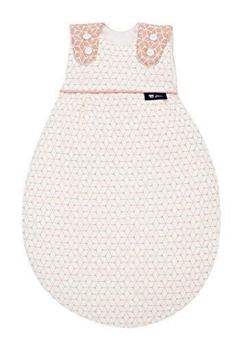 Alvi Baby Mäxchen Außensack Graphic rosa 944-2, Größe:86/92