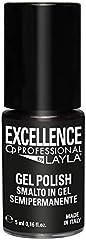Offerta sugli Smalti Semi-permanenti Excellence by Layla