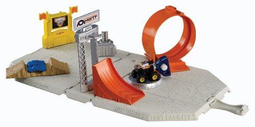 Mattel 79480 HW Mighty Minis Test Installation Kit de Jeu, Multicolore