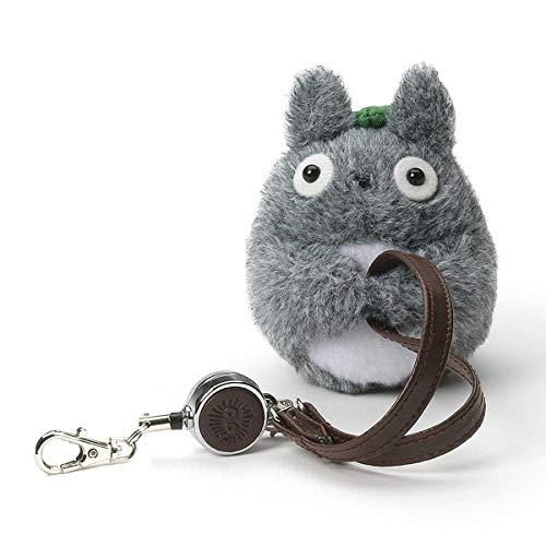 GUND Anime - Mein Nachbar Totoro - Totoro Handtasche Reel Schlüsselanhänger, 6,35 CM - Studio Ghibli