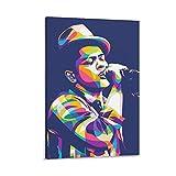 chengyin Singer Mars Bruno Poster, dekoratives Gemälde,