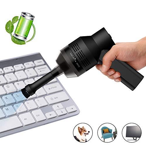 zonpor Tastatursauger, USB Reinigung Mini, PC Reinigungsset, Reinigen die Lücke für laptop, Sofa, Tierhäusern, Auto