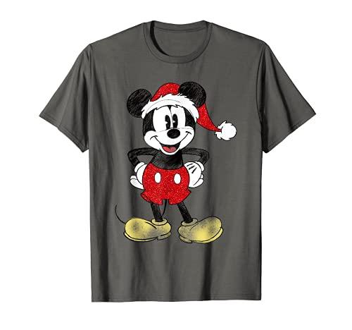 Disney Christmas Mickey Mouse T-Shirt