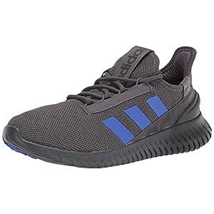 adidas Men's Kaptir 2.0 Trail Running Shoe, Grey/Sonic Ink/Carbon, 12