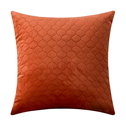 Rythome Decorative Pattern Throw Pillow Case, Comfortable...