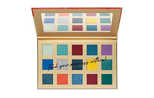 Essence Disney PRINCESS Eyeshadow Palette Ariel Nr. 03 Be curious, explore new worlds Inhalt: 18g Lidschattenpalette