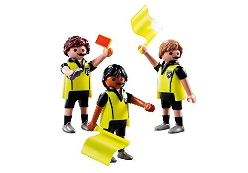 PLAYMOBIL 9824 - Equipo árbitro Embalaje plástico