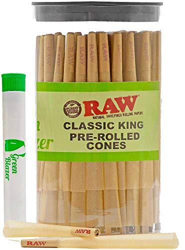 raw cones king size organic - 8