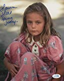 Hanna Hall'Forrest Gump' AUTOGRAPH Signed 'Young Jenny' 8x10 Photo ACOA