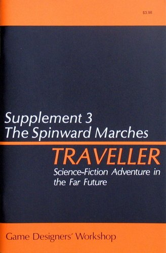 Traveller Supplement 3: The Spinward Marches