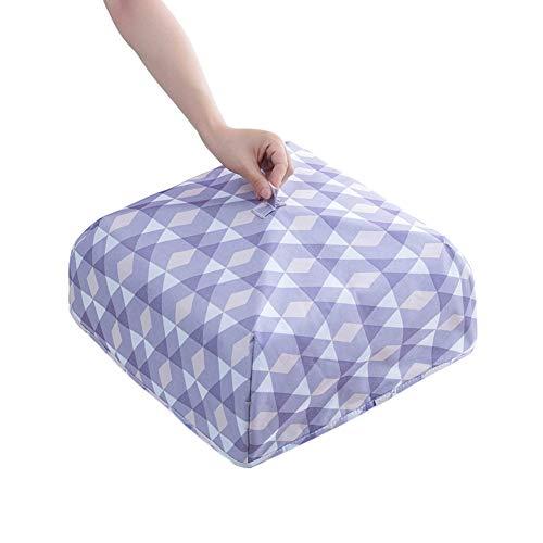 Savlot opvouwbare deken, voor levensmiddelen, deken, keuken, anti-muggennet, tent, voor keuken, avondeten, tafel, isolatie